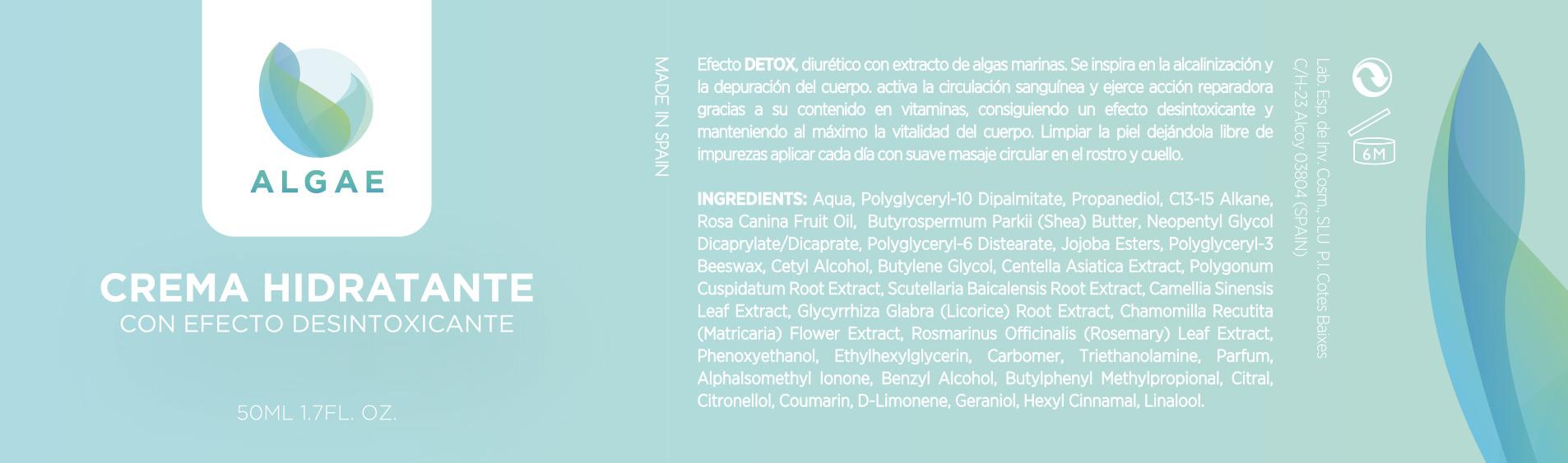Crema Algae